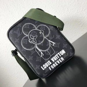 Louis Vuitton Danube PM Vivienne Shoulder Bag